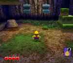 One of Greenhorn Forest's red diamond sub-levels