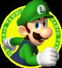 Luigi from Mario Tennis Open.