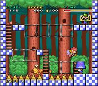 Level 1-2 from Mario & Wario