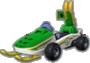 Luigi's Snow Drifter icon in Mario Kart Live: Home Circuit