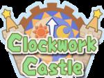 Logo for Clockwork Castle in Mario Party 6