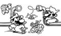 Mario Bros. - Famicom linart.png