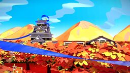 Shogun Studios in Paper Mario: The Origami King