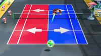 Rebound Court from Mario Tennis: Ultra Smash