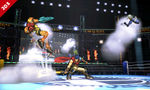 The Boxing Ring in Smash Bros. for 3DS.