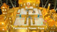 Tantalizing Tower Toys Board