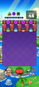 Stage 640 from Dr. Mario World