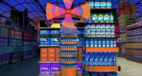 Donkey Kong Coconut Crackers in an early trailer of Foodfight!