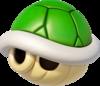 Green Shell in Mario Kart 8