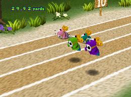 Mecha-Marathon