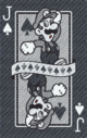The Jack of Spades card from the NAP-06 deck.
