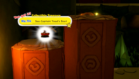 Where and how to get Collectible Treasure No. 94: Sea Captain Toad's Boat