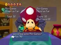 Puff from Mario Party.