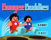 Bungee Buddies in WarioWare: Smooth Moves