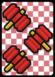 A Eekhammer ×3 Card in Paper Mario: Color Splash.