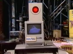 The HAL 9001