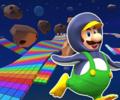 RMX Rainbow Road 1T from Mario Kart Tour
