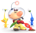 Captain Olimar from Super Smash Bros. Ultimate