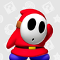Profile of Shy Guy from Play Nintendo.