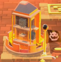 The map icon of Trick Trap Tower