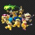 Option for a Play Nintendo opinion poll on sneaky pranksters. Original filename: <tt>april-fools-poll-1x1-image-koopalings.4498ba412e16d0ba.jpg</tt>