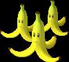 Triple Bananas from Mario Kart 7.