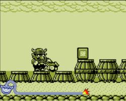 Wario Land in WarioWare: Smooth Moves.