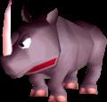 Rambi, from Donkey Kong 64.