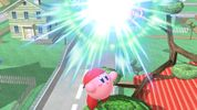 Kirby with Ness's ability