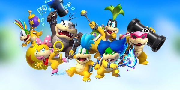 Banner for a Play Nintendo opinion poll on Koopalings. Original filename: <tt>2x1-NSMBUD_poll2.0290fa98.jpg</tt>