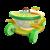 Lime Tea Coupe from Mario Kart Tour