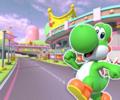 N64 Royal Raceway from Mario Kart Tour