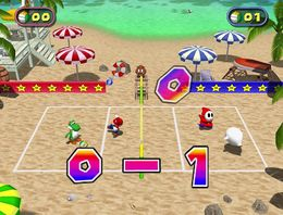 Beach Volley Folley