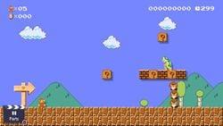 Super Mario Bros. W1-1?