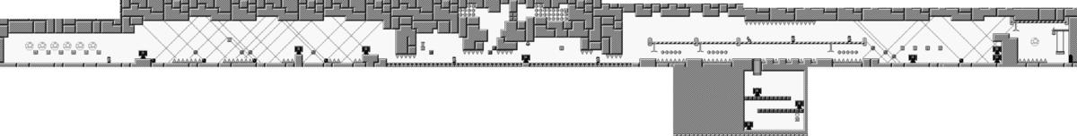 Map of Mario Zone Area 3