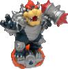 Dark Hammer Slam Bowser figurine