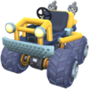 Bolt Buggy from Mario Kart Tour.