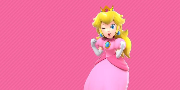 Picture shown with the fifth question of Nintendo Character Style Quiz
