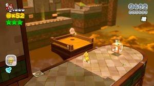 Luigi sighting in Bullet Bill Base in Super Mario 3D World.