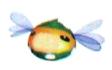 Artwork of the Swipin' Stu enemy in Super Mario Sunshine.