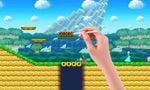 Super Mario Maker stage in Super Smash Bros. for Nintendo 3DS.