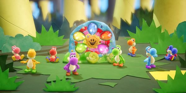 Banner for a Play Nintendo opinion poll on Yoshi's Crafted World stages. Original filename: <tt>2x1_PLAY_YCW_Poll_01_Question_V1.0290fa98.jpg</tt>