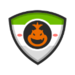 Bowser Jr.'s emblem from soccer from Mario Sports Superstars