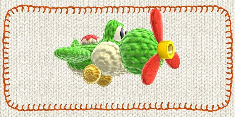 Picture shown with the second question of Fun Yoshi Personality Quiz