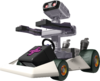 Artwork of R.O.B. from Mario Kart DS