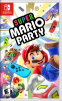 Boxart for Super Mario Party.