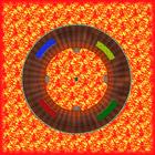 <small>N64</small> Big Donut bottom screen map