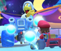 The icon of the Wendy Cup challenge from the Rosalina Tour in Mario Kart Tour