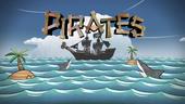 Pirates title screen.