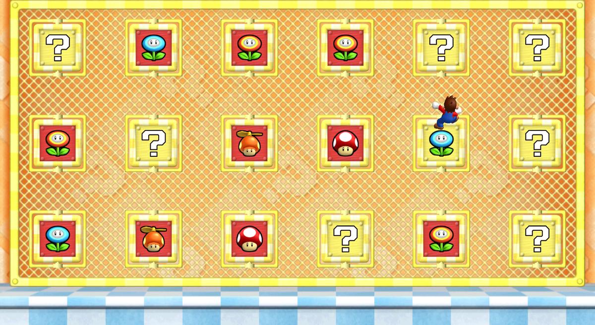 Power Up Panels Super Mario Wiki The Mario Encyclopedia